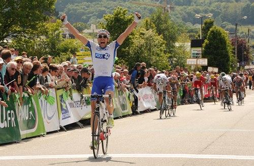 Matthieu Ladagnous remportes les Boucles de l'Aulne - Châteaulin - © Bruno Bade