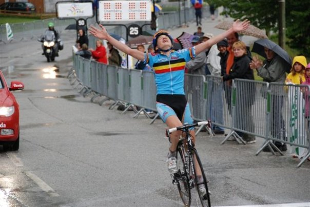 Tim Wellens pakt de overwinning