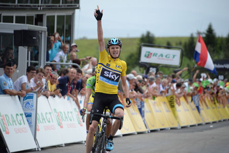 Chris Froome - photo © A.S.O./G. Demouveaux