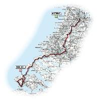 03 - Amsterdam > Middelburg - route