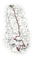 05 - Novara > Novi Ligure - route