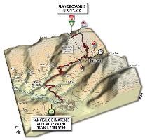 16 - San Vigilio di Marebbe > Plan de Corones - route