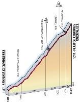 16 - San Vigilio di Marebbe > Plan de Corones - profile