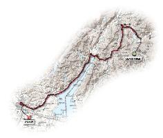 18 - Levico Terme > Brescia - route