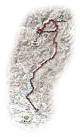 19 - Brescia > Aprica - route