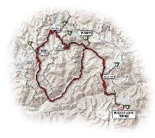 20 - Bormio > Ponte di Legno - Tonale - route