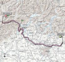 19 - Bergamo > Macugnaga - parcours