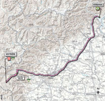 20 - Verbania > Sestri�re - stage route