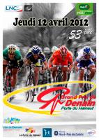 Affiche Grand Prix de Denain