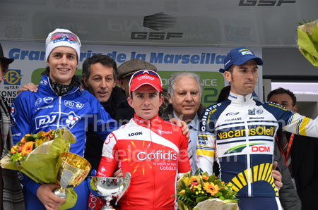 Samuel Dumoulin, Marco Marcato & Arthur Vichot