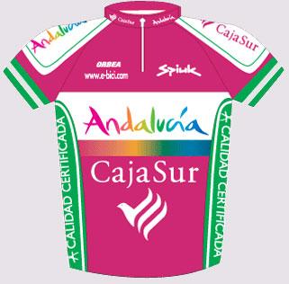 [Petición] Maillot Andalucía - Caja Sur Andalucia_Cajasur