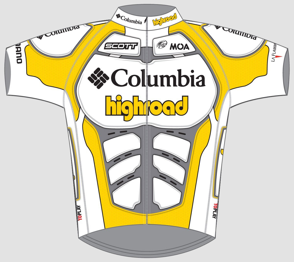 Team Columbia-High Road