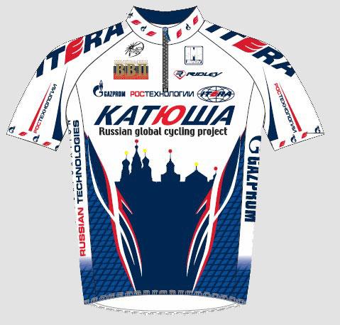 Team Katusha Katusha
