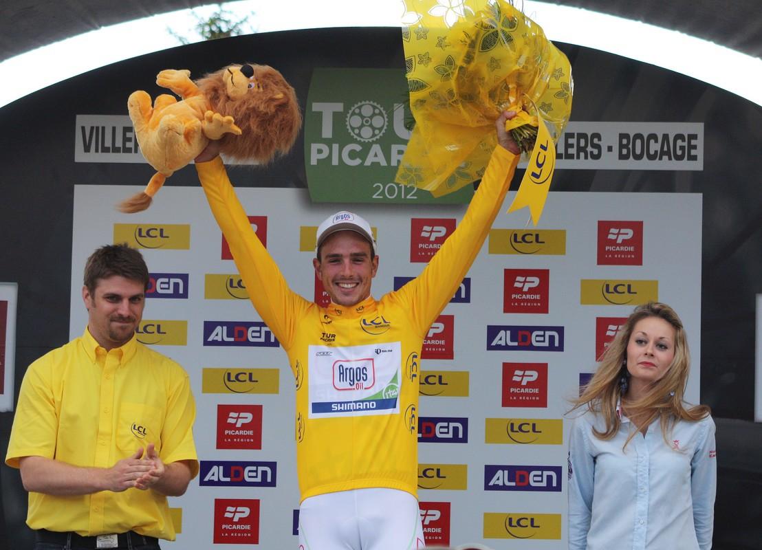 John Degenkolb, maillot jaune