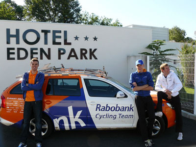 Trainingsstage Rabobank