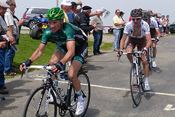 Thomas Voeckler, Port de Balès