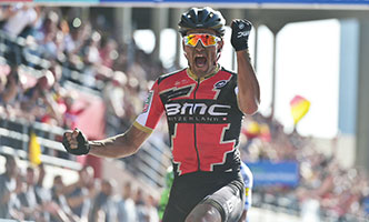 Paris-Roubaix 2017 : Greg van Avermaet remporte l'Enfer du Nord !