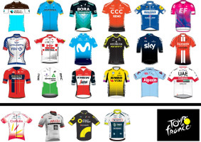 The last wildcards have been announced, here are the teams which will participate in the Tour de France 2019