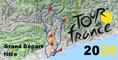 2020 Tour De France Stages.The Grand Depart Of The Tour De France 2020 In Detail The 2