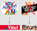 Changes in the sponsors of the Tour de France