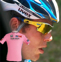 Columbia High Road wint de ploegentijdrit van de Giro d'Italia 2009 - Mark Cavendish in de roze trui