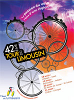 Exclusive: the stages of the Tour du Limousin 2009 in Google Maps/Google Earth and the participating teams