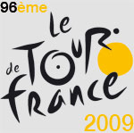 The Tour de France 2009 route in Google Earth / Google Maps