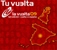 The list of participating riders in the Vuelta (Tour of Spain) 2009 and their numbers