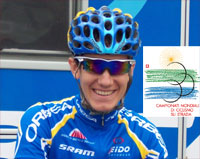 World Championships in Mendrisio: Romain Sicard (France) wins the road race for the espoirs