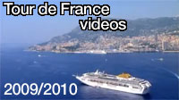 The Tour de France in video: a resume of 2009 and the route and promotion video Rotterdam for 2010