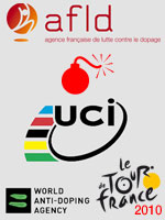 After the war between the UCI and A.S.O., a new war between the UCI and the AFLD