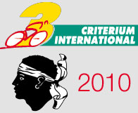 criterium international corse 2010