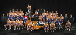 Rabobank team presentation 2010: time for talent