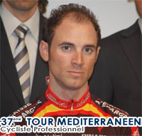 The Tour Med 2010: a messy race won by Alejandro Valverde (Caisse d'Epargne)