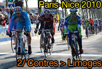 William Bonnet (Bbox Bouygues Telecom) sprints to victory in Limoges, Lars Boom keeps yellow and white