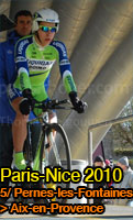 The young Peter Sagan (Liquigas-Doimo) does it double