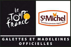St Michel presents its activities in and around the Tour de France 2010 as official supplier of Galettes and Madeleines