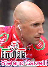 Giro d'Italia 2010: Stefano Garzelli the fastest on the climb to Plan de Corones (Kronplatz)