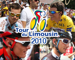 Exclusive: the participants in the Tour du Limousin 2010!