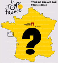 Tour de France 2011: rumours on the race route and the stages!