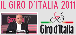 The videos with comments from Angelo Zomegnan on the route of the 21 Giro d'Italia 2011 stages