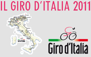 The Giro d'Italia / Tour of Italy 2011: a very mountaineous Tour!