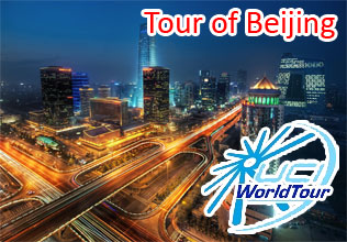 The UCI WorldTour expands its global footprint with the addition of the Tour of Beijing