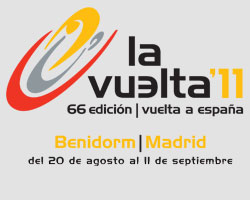 2011 Vuelta a Espa&ntildea: the Tour of Spain comes back to the Basque country!