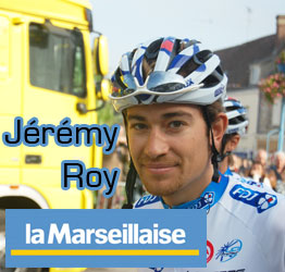 Jérémy Roy (FDJ) opens the score with his victory in the Grand Prix Cycliste la Marseillaise 2011!