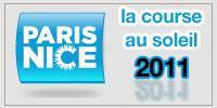 The 2011 Paris-Nice race route officially announced, without any surprises