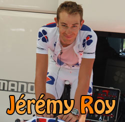 Catching up with Jérémy Roy (FDJ) : la Marseillaise, two-way race radio, doping and his 2011 programme