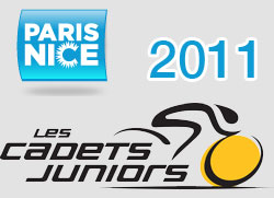 The Cadets Juniors will come to Paris-Nice!