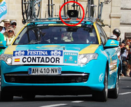 Two-way race radio in time trials: lack of knowledge for some Directeurs Sportifs in Corsica?