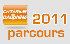 Critérium du Dauphiné 2011: the race route officially announced, calling for climbers!